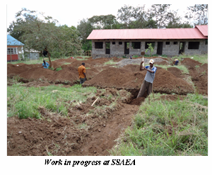 School of Sustainable Agriculture for Eastern Africa