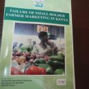 Failure of Small holder Marketing
